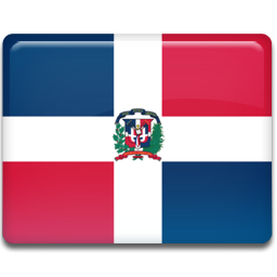 Dominican-Republic-Flag-256